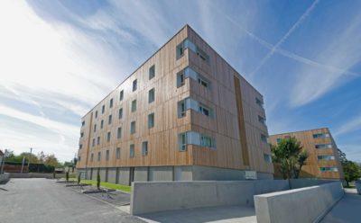 CFA Midi-Pyrénées : ouverture de la résidence étudiante Blaise Pascal à Toulouse