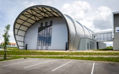AIRPARC prend son envol : inauguration du centre de simulateur de vol Air Campus