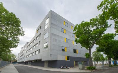 CFA Midi-Pyrénées : 1ère pierre du Collège et Lycée Montalembert à Toulouse