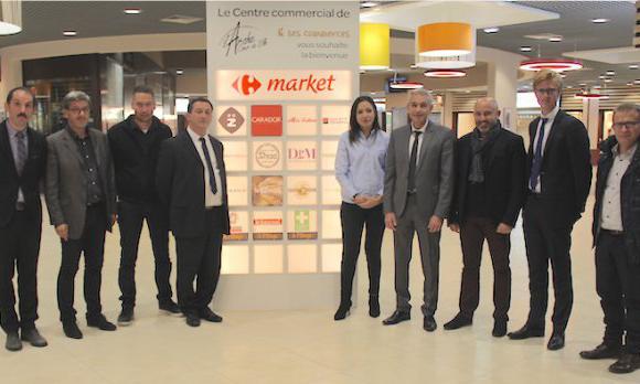 Centre commercial de l'Arche : Un partenariat pour accroître l'attractivité du secteur