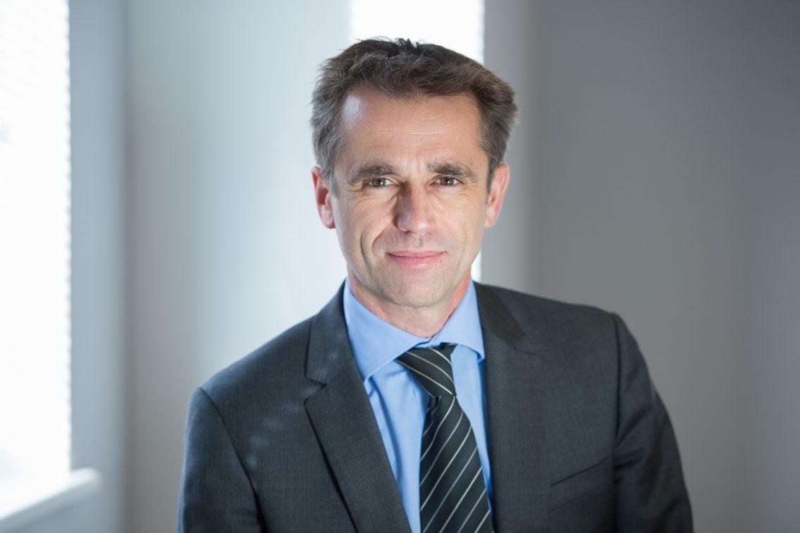 Nomination de Bertrand Goeneau en tant que Directeur régional Hauts-de-France.