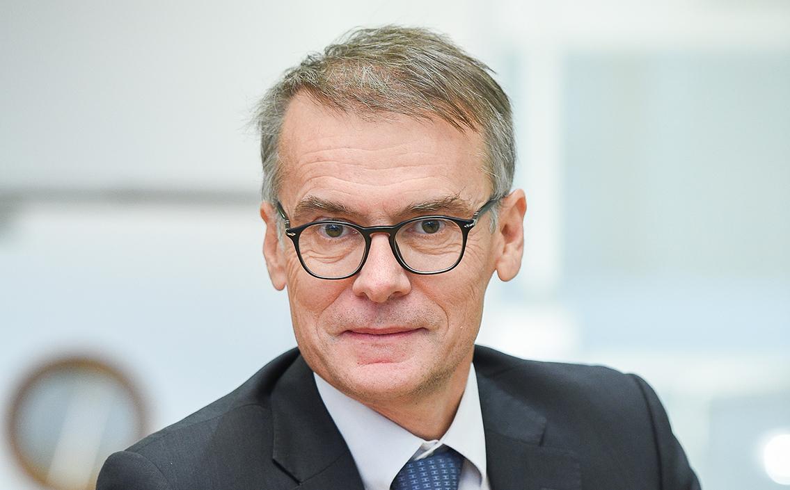 Interview de François Michot, Directeur régional Île-de-France de la Promotion Immobilière.