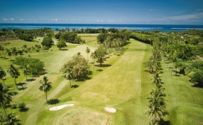 Reprise en gestion d'un nouveau golf en Polynésie Française à Tahiti.