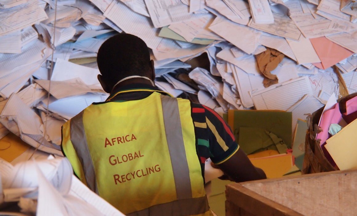 Prise de participation au capital de la société Africa Global Recycling.