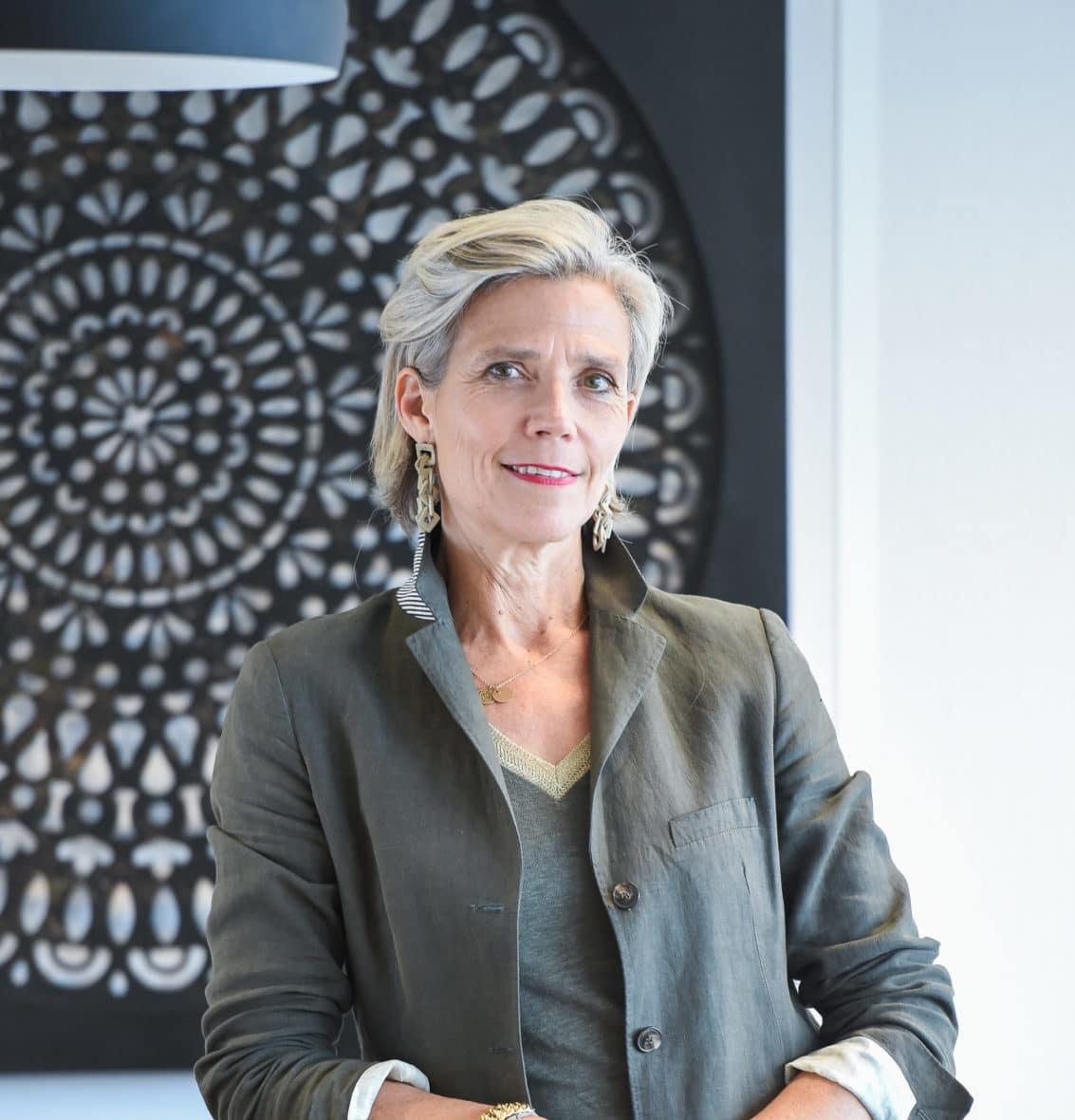 Céline Buchart est nommée Directrice Générale d'Yxime.