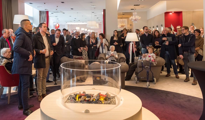 Inauguration de la nouvelle résidence Happy Senior au cœur de Valenciennes (59)